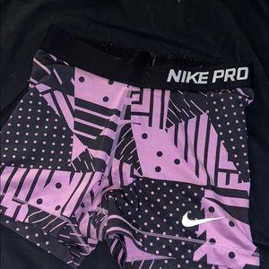 nike pro bundle three pair